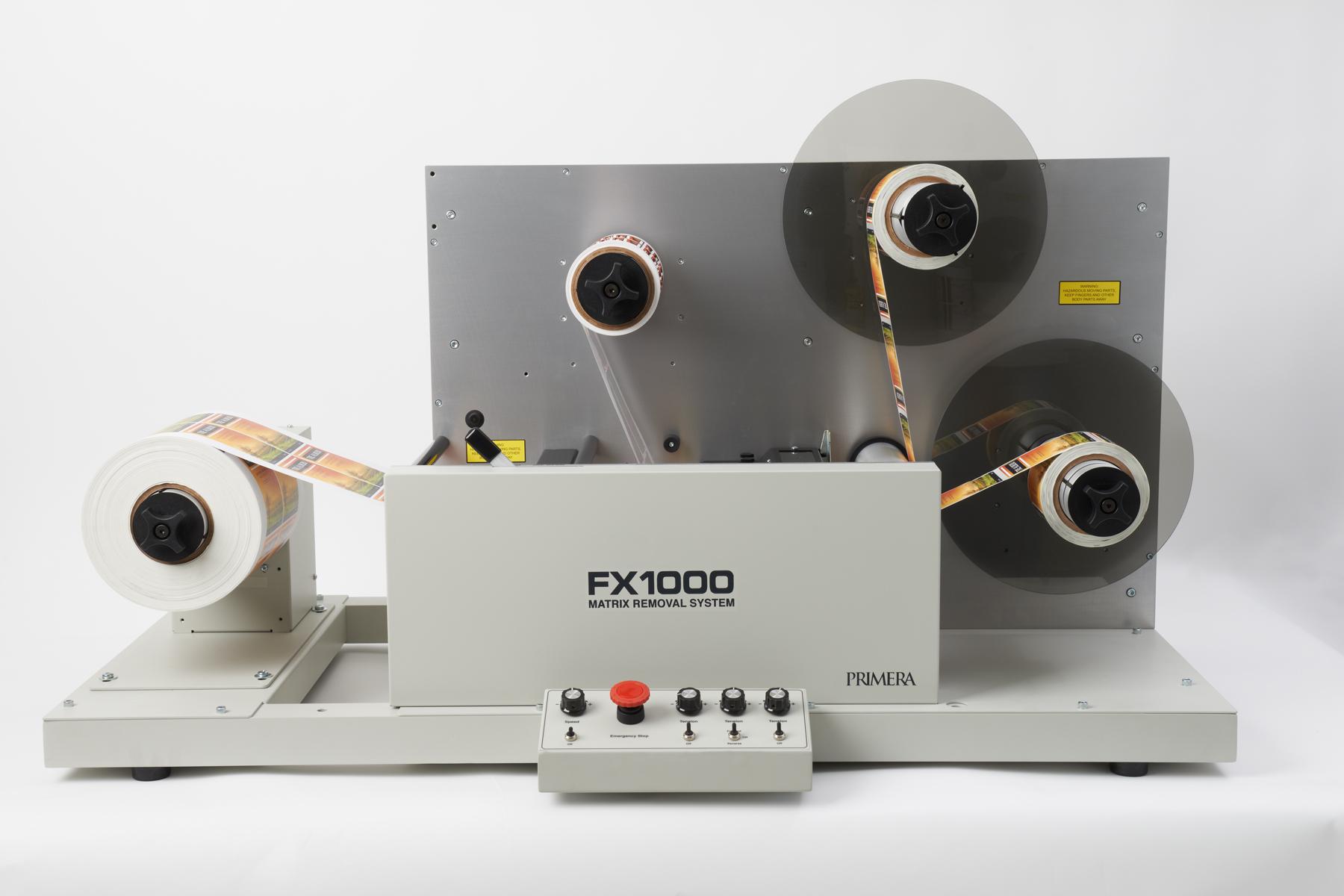 Primera FX1000 Matrix Removal system