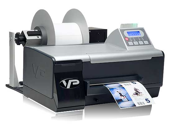 Finance your VIPColor VP485 color label printer from DuraFastLabel.ca