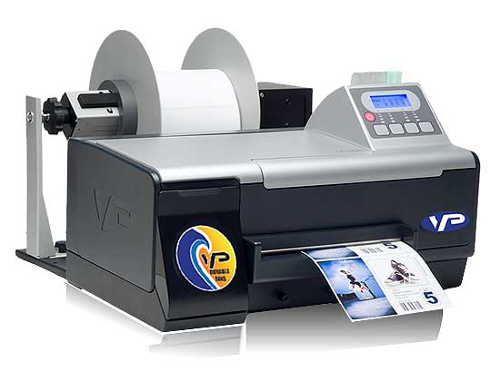 Finance your VIPColor VP495 GHS color label printer from DuraFastLabel.ca